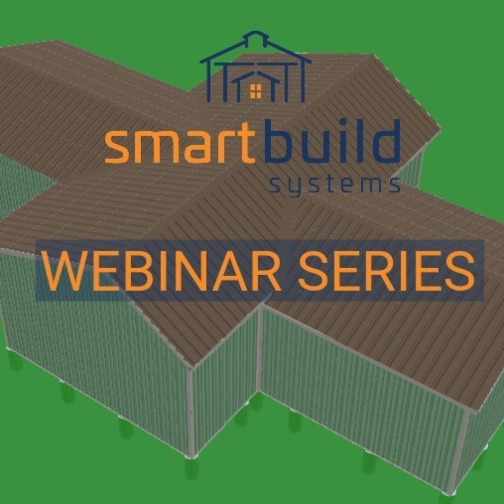 Webinar: SmartBuild Overview and Sneak Peek of Upcoming Features