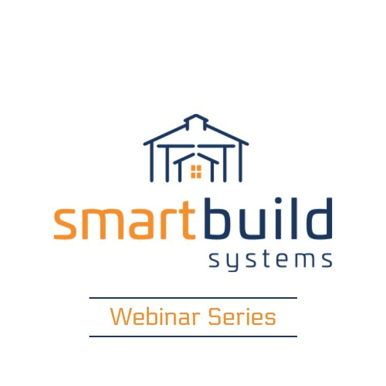 Webinar: SmartBuild Material & Pricing Updates