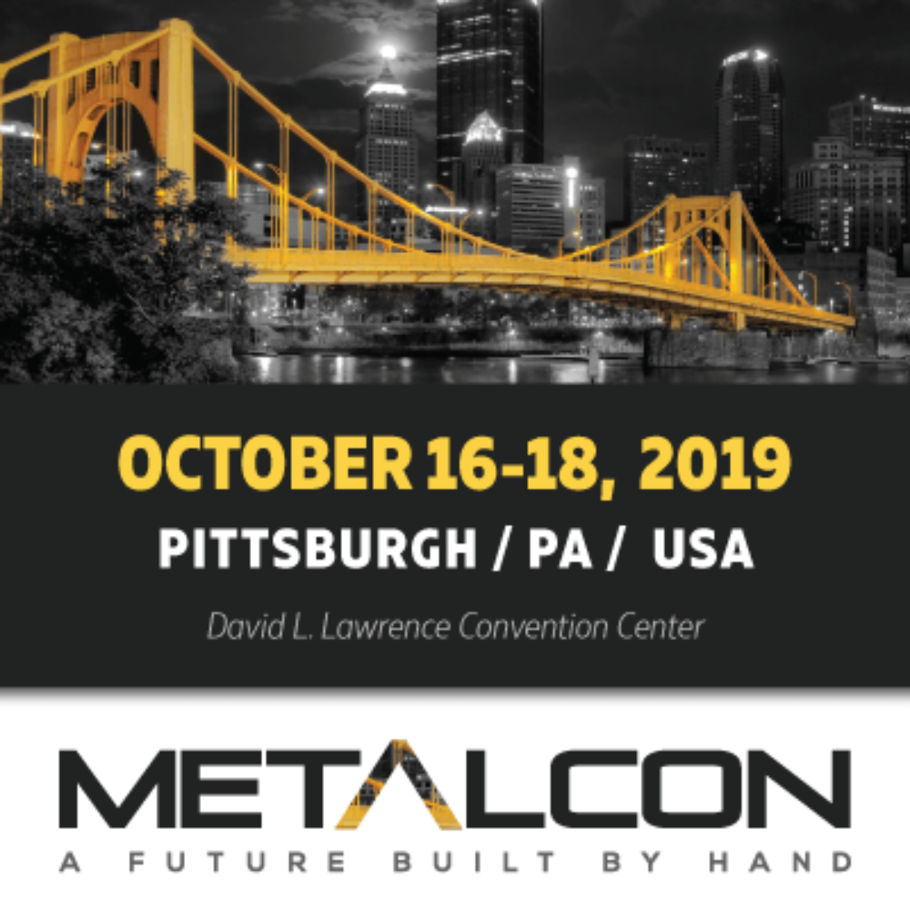 SmartBuild at Metalcon 2019