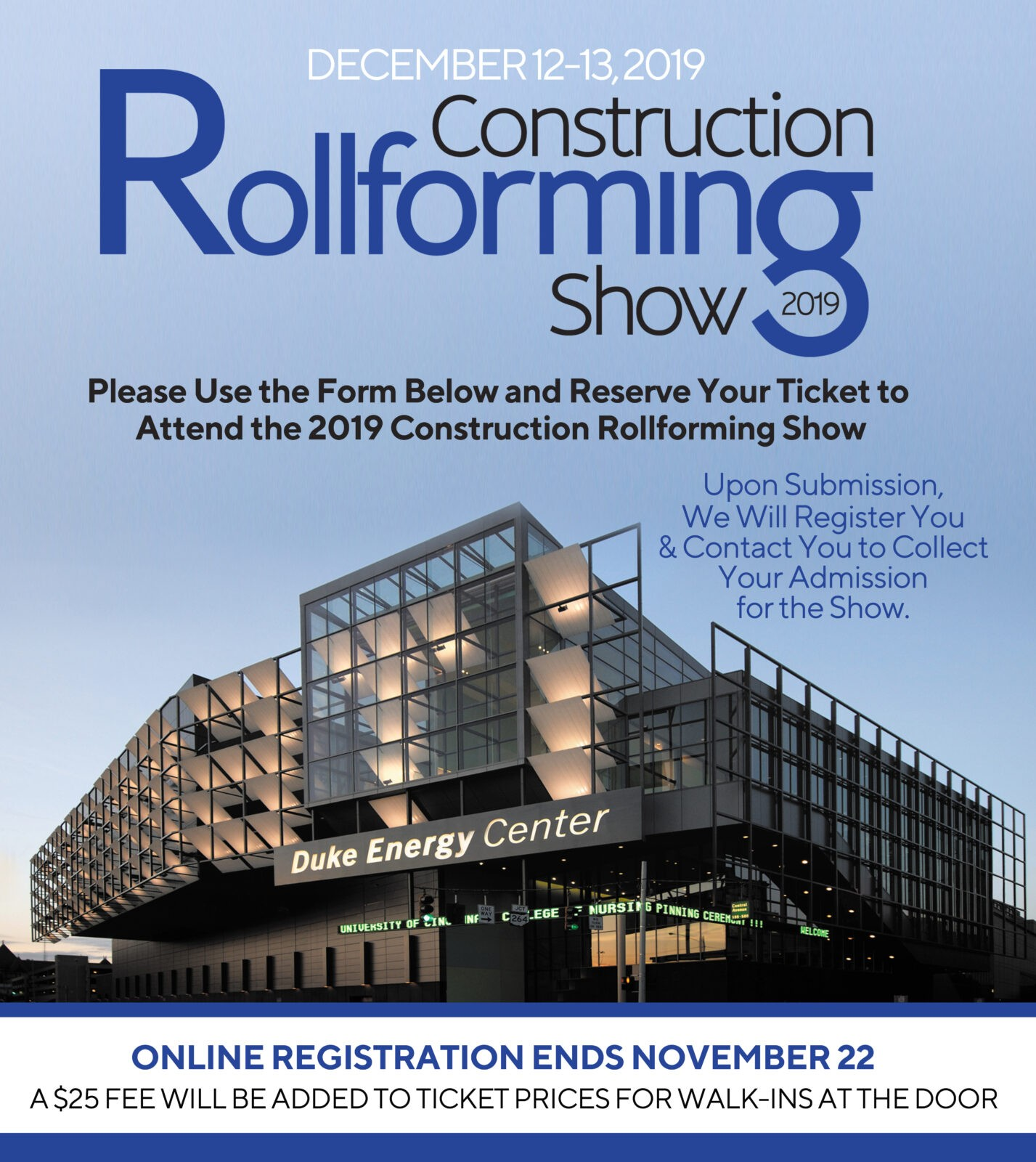 SmartBuild at Construction Rollforming Show 2019