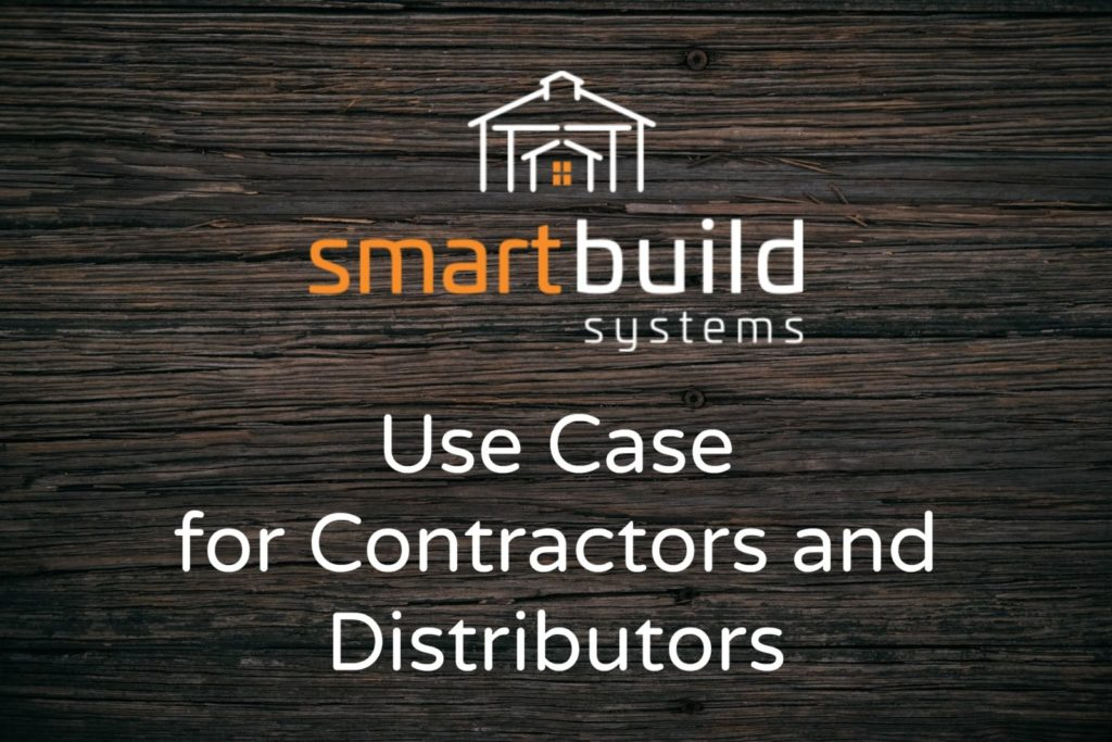 smartbuild systems use case cover