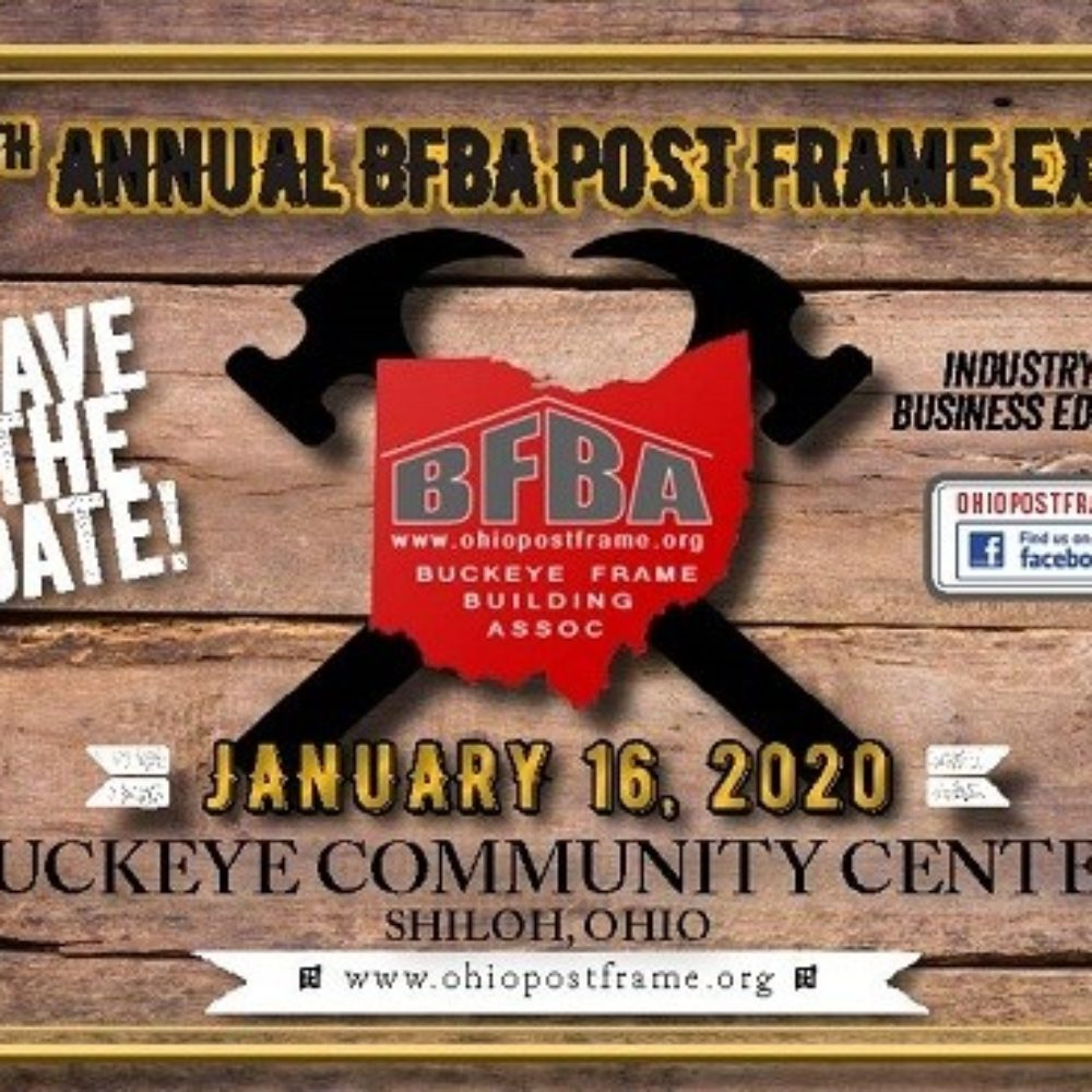 SmartBuild at the 2020 BFBA Post Frame Expo