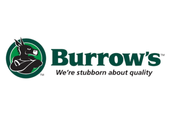 burrows post frame logo
