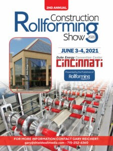 construction rollforming show