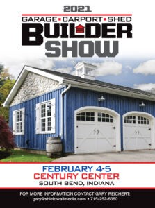 First Annual Garage, Carport and Shed Builder Show