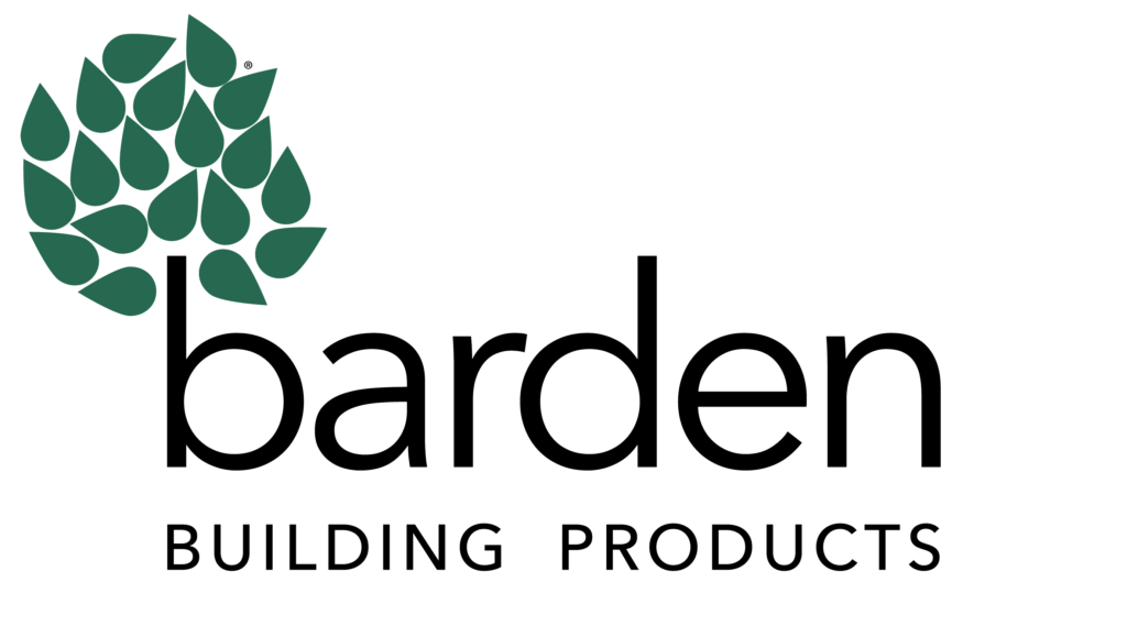 barden building products logo